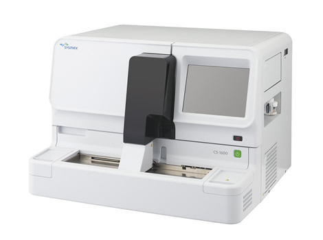 Automated Blood Coagulation Analyzer CS-1600