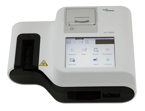 Sysmex to Launch the Semi-Automated Urine Chemistry Analyzer UC-1000, a Compact Model in the ...